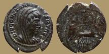 Constantine I - AE nummus - DIV CONSTANTINVS - Trier - RIC.44 Rare - portrait !