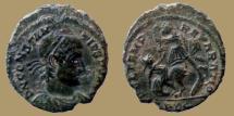 Constantius II - Ae3 - FEL TEMP REPARATIO - Lyon - RIC.140