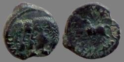 Ancient Coins - GAUL - Remi Trib - Bronze aux 3 consuls - La Tour 8040