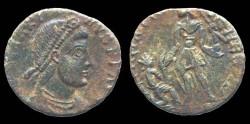 Ancient Coins - Magnus Maximus - AE Maiorina - REPARATIO REIPVB - Arles mint