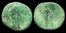 Ancient Coins - Commodus Sestertius