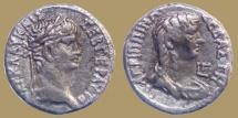 Ancient Coins - NERO & AGRIPPINA Junior - Tetradrachm - Alexandria