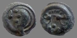 Ancient Coins - GAUL - Aulerci Eburovices - Potin au sanglier