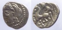 Ancient Coins - GAUL - BITURIGES CUBI - Denier au sanglier