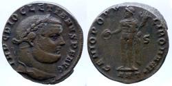 Ancient Coins - Diocletianus - AE Follis - GENIO POPVLI ROMANI - Antiochia - RIC.50a