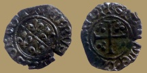 World Coins - FRANCE - Dombes - Pierre II 1488-1503 - Liard - rare