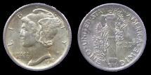USA - Mercury dime 1918 - nice quality