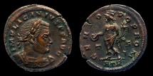 Ancient Coins - Licinius I - AE reduced follis - GENIO POP ROM - Trier mint