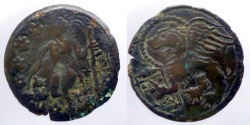 World Coins - ITALY - VENICE - AE Jetton - Androcles and lion