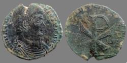 Ancient Coins - MAGNENTIUS - Double Maiorina - SALVS DD NN AVG ET CAES - Trier - RIC.318