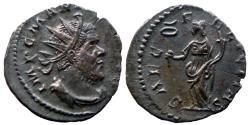 Ancient Coins - Marius - Billon Antoninianus - SAEC FELICITAS - RIC.10 - nice