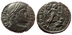 Ancient Coins - Constantine I AE reduced follis - SARMATIA DEVICTA - Arles - RIC.257 - Quality
