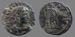 Ancient Coins - Constantius II Augustus - AE nummus - VIRTVS AVGG NN - Tier - RIC.74