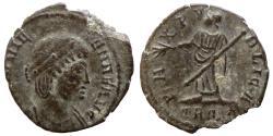 Ancient Coins - Helena - AE4 - PAX PVBLICA - Trier