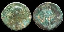 Ancient Coins - LUCILLA - Sestertius - VENVS