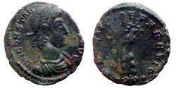 Ancient Coins - Constantius II - Ae centenionalis - FEL TEMP REPARATIO - Phoenix - Trier - RIC.227