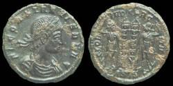 Ancient Coins - CONSTANS - AE reduced follis - BEA C - GLORIA EXERCITVS - Siscia