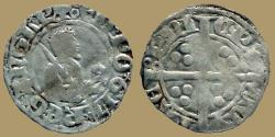 World Coins - ANGLO-GALLIC - Aquitaine - Edward  the black prince  1362-1372 - Esterlin - Poitiers