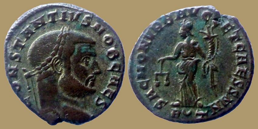 Moneta Ae Coin Other Ancient Coins