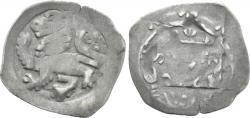 World Coins - GERMANY. Nürnberg. Friedrich II (1215-1250). Pfennig.