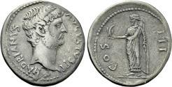 Ancient Coins - HADRIAN (117-138). Cistophorus. Laodikeia ad Lycum