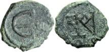 Ancient Coins - JUSTIN II - PENTANUMMIUM - NICOMEDIA