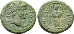 Ancient Coins - CARIA. Antioch. Time of Augustus to Tiberius (27 BC-37 AD). Ae.