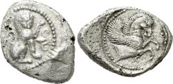 Ancient Coins - DYNASTS OF LYCIA. Amm... (Circa 480-460 BC). Stater. Uncertain mint.