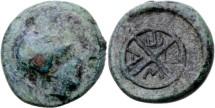 Ancient Coins - THRACE - MESAMBRIA - ATHENA - WHEEL WITH FOUR SPOKES