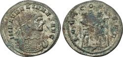 Ancient Coins -  AURELIAN (270-275). Antoninianus. Mediolanum.
