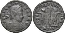 Ancient Coins - DELMATIUS - FOLLIS - SISCIA - GLORIA EXERCITUS