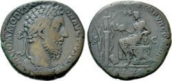 Ancient Coins - COMMODUS (189-192). Sestertius. Rome