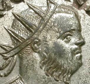 Ancient Coins - TACITUS. AE ANTONINIAN. LUSTROUS EF. FANTASTIC ISSUE !
