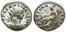 Ancient Coins - AURELIAN. 270-275 AD. ANTONINIANUS. SISCIA.  NICE PORTRAIT.