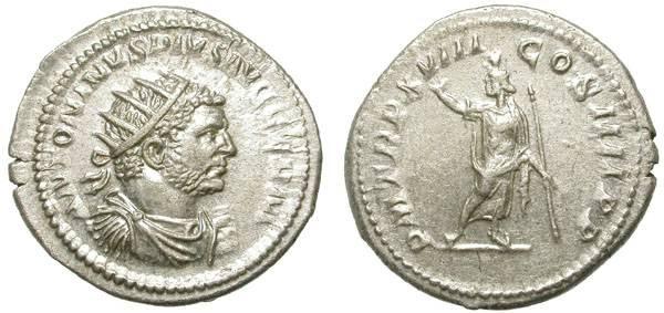 Ancient Coins - CARACALLA. AG ANTONINIANUS. DOUBLE DENARIUS. NICE AND GOOD QUALITY