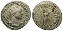 Ancient Coins - FLORIAN.  AD 276. AE ANTONINIANUS. DECENT CONDITION. GOOD PRICE.