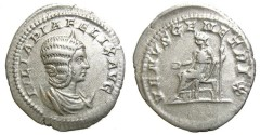 Ancient Coins - JULIA  DOMNA,  w. of  sept.  severus.  ANTONINIANUS.  SCARCE.