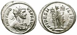 Ancient Coins - PROBUS. ANTONINIANUS. ROME. GOOD PRICE.