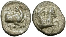 Ancient Coins - KELENDRIS, CILICIA. OBOL. A NUMISMATIC MINIATURE JEWEL/1.