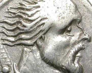 Ancient Coins - VERCINGETORIX DENAR. HOSTILIA SASERNA. EMBLEMATIC REPUBLICAN ISSUE./1