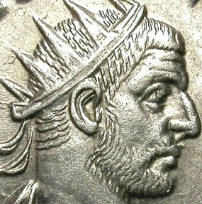 Ancient Coins - PHILIP I. ROMAN SILVER ANTONINIANUS. ANTIOCH in SYRIA. BEAUTIFUL COIN