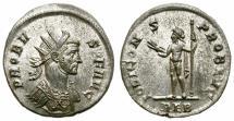 Ancient Coins - PROBUS. ANTONINIANUS. 276-282 AD. ROME. BEAUTIFUL PORTRAIT.