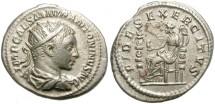 Ancient Coins - ELAGABALUS, SILVER ANTONINIANUS. ANTIOCH. GOOD CONDITION. NICE BUST.