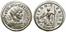 Ancient Coins - DIOCLETIAN. ANTONINIAN. NICE CONDITION AND INTERESTING PRICE.