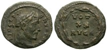 Ancient Coins - DIOCLETIAN. QUINAR. NICE ISSUE. EXTREMELY RARE !