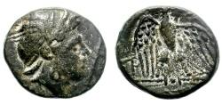 Ancient Coins - MACEDON. PERSEUS (179-168 BC) AE.