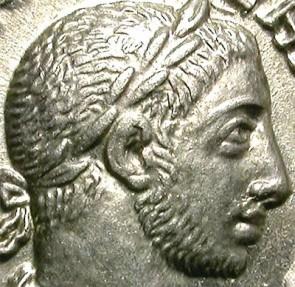 Ancient Coins - SEVERUS ALEXANDER. 222-235 A.D. SILVER DENARIUS. GOOD CONDITION. NICE REVERSE.