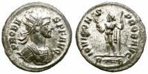Ancient Coins - PROBUS. AD 281. ANTONINIANUS. ROME. GOOD CONDITION. NICE.
