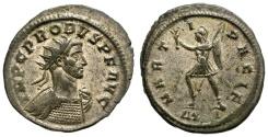 Ancient Coins - PROBUS.  AD 279. ANTONINIANUS. TICINUM. FANTASTIC COIN.