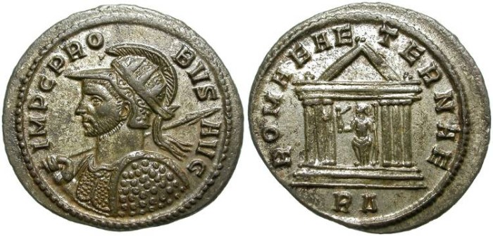 Ancient Coins - PROBUS ANTONINIANUS. GOOD PORTRAIT/4